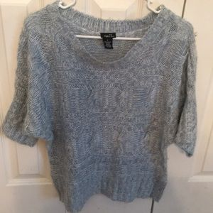 1/2 sleeve sweater